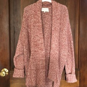 Angel of the North for Anthropologie Sweater
